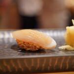 鮨 とかみ - 平貝