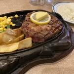 ステーキハウス 88 - ウルグアイビーフ特上リブロースステーキ基本は2970円