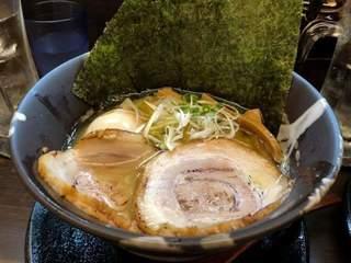 麺匠 藩次郎 - 特製げんこつ醤油ラーメン