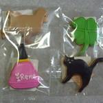 iRene - 2012年2月おまかせで作って頂いた、可愛いクッキー達!