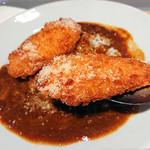 87 curry&steak -