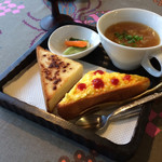 ルーラル・カフェ - 料理写真: