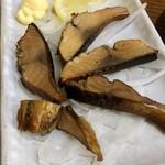 酒蔵 かっぱ - 鯖の燻製