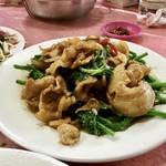 117849433 - 野菜山豬肉 (小)160元/約540円