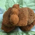 石井肉店 - 料理写真:これで600円