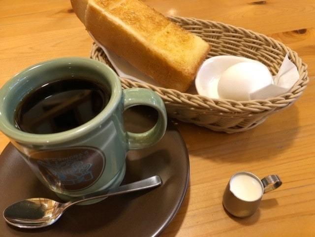 コメダ コーヒー モーニング