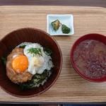 沖あがり食堂 - 2019年10月 イカ様丼 900円