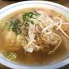 ちとせ食堂 - 料理写真:中華そば