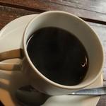 一軒茶屋 Schwein - セットメニューのコーヒー