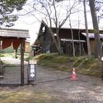 一軒茶屋 Schwein - 駐車場より(2008年5月)