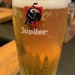 117860477 - Jupiler ドラフトビール