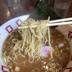 玉五郎 - 麺 リフトアップ