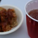 旨い魚とバリメシ 南風 - ビンタンビールとともに