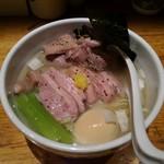 中華そば 満鶏軒 - 料理写真:特製鴨中華そば(塩)