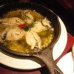 ミシマ - 牡蠣のアヒージョ