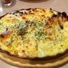 Moa - 料理写真:グラタン風スパゲティ