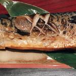 きはる - 鯖の塩焼
