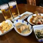 お食事処 大漁 - お惣菜はどれも美味♡