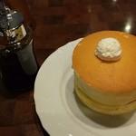 星乃珈琲店 - スフレパンケーキ