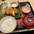 大戸屋 - 料理写真:広島産かきフライ定食(4個盛り)