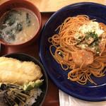 蜜玉 - 昼ランチセット 690円