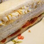 リスドール - 料理写真:タマゴ&トマト