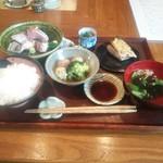 海味食堂 木川 - 料理写真:ランチA 全景