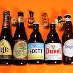 117889500 - ベルギービール 5本購入♡