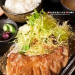 彩華 - 彩華トンテキ