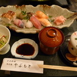 やぶもと - 寿司御膳
