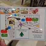 117898128 - 朝食会場地図