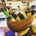 マルツォ - グラスワインも豊富