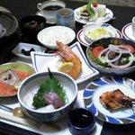 レストラン アガピー - ¥3500和洋会席