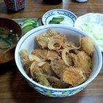 丼家 - ビフカツ丼