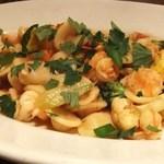 11790134 - 海老と野菜のラグーソース