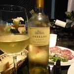 11790850 - お酒はお任せでも良い物を勧めてくれます。お値段も比較的リーズナブルに考えてくれます・