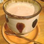 cafe muni - カフェオレ¥400