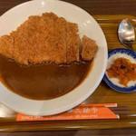 三福亭 - とんかつカレー