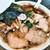 青島食堂 - 191018金 新潟 青島食堂曲新町店 青島チャーシュー900円