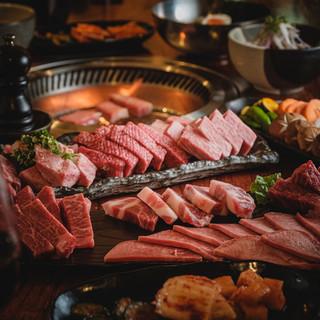 [ご宴会にも◎]上質なお肉を低価格で楽しめるコース
