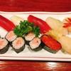 寿し処よしの - 料理写真:上握り寿司