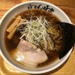 利尻らーめん味楽 - 料理写真:焼き醤油ラーメン