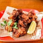 エアポートキッチン - 鶏の唐揚げ
