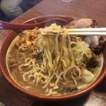 麺場 田所商店 - 麺リフトしてみました