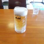 大使館 - 生ビール