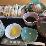 いかやき 福寿草 - イカづくし定食