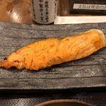炭火焼干物定食 しんぱち食堂 - 銀鮭