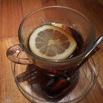 Marunouchi cafe - ホットレモンティー