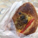 ベーカリー ラ トレッタ - 焼きカレーパン