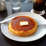 代官山パンケーキカフェClover's -